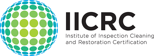 Certified by the Institute of Inspection Cleaning and Restoration Certification